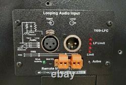Meyer Sound 1100-lfc Élément De Contrôle De Basse Fréquence (sous-woofer)