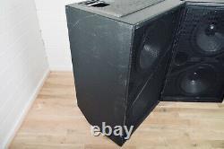 Meyer Sound 650-p Powered Subwoofer Pair En Très Bon État (churchowned)