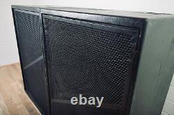 Meyer Sound 650-p (pair) Subwoofer Actif (propriété De L'église) Cg00clw