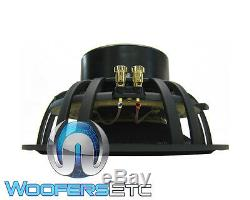 Morel Ultimo Ti10 10 Sub-1000w 2 Ohm Car Audio Subwoofer Nettoyage Nouveau Enceinte Bass