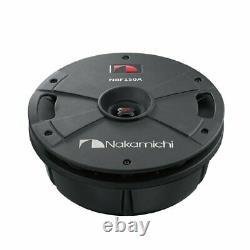 Nakamichi Nbf150a 15 Pouces Roue De Rechange Active Car Audio Subwoofer Haut-parleur