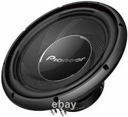 Nouveau 12 Pioneer Svc Subwoofer Bass. Remplacement. Monsieur Le Président. 4 Heures. Sous-marin De L'audio De Voiture. 1300w