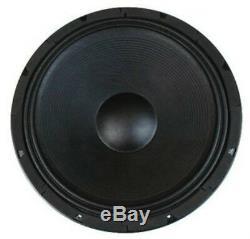 Nouveau 18 Subwoofer Président. Audio Pro. 1400w. Dj. 8ohm. Dix-huit Pouces Bass. Pennsylvanie. 18 Pouces
