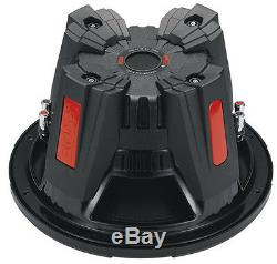 Nouveau (2) 15 DVC 2500w Haut-parleurs Subwoofer Bass. Woofer. Sous Audio Voiture. Dual Voice