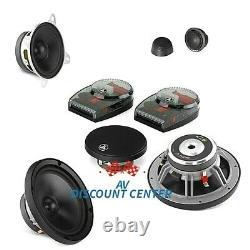 Nouveau Jl Audio C5-653 Evolution 6.5 Ensemble De Haut-parleurs De Composants À 3 Voies