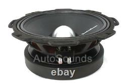 Nouveau Rockford Fosgate Pro Audio Pps4-10 10 High Spl Midbass Speaker Subwoofer