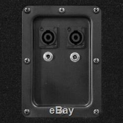 Nouveau Vider 18 Subwoofer Sono Dj Pro Band Audio Haut-parleur