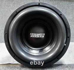 Nouvelle Open Box Sundown Audio Team Xv2 Série Subwoofer 2 Haut-parleurs