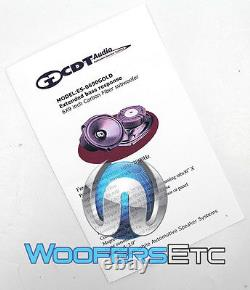 Open Box Cdt Car Audio Es-0690 Or 6x9 Subwoofer Mi-basse Haut-parleurs Paire