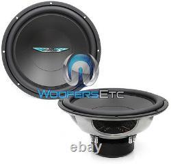 Paire Id15d2 V. 3 Image Dynamics Subs 15 Dual 2 Ohm Subwoofers Bass Speakers Nouveau