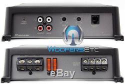 Pioneer Gm-d8601 Amp 1ch Basse 1600w Haut-parleurs Stéréo De Voiture Subwoofers Amplificateur Nouveau