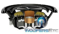 Pioneer Ts-a2500ls4 10 1200w Single 4-ohm Shallow Slim Mount Subwoofer Haut-parleur