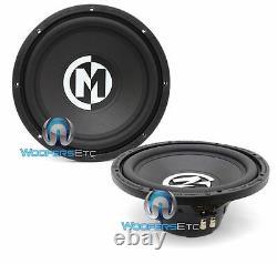 Pk (2) Memphis Srx12d4 12 Subwoofers Parleurs + Soundstream Pn1.1000d Amplificateur