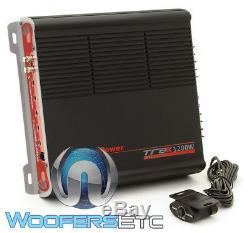 Pkg 2 Memphis Srx12s4 12 Subwoofers Parleurs + Ppi Trax1.1200d Amplificateur Mono