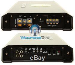 Pkg Soundstream (2) T5.154 15 Subwoofers Parleurs + T1.6000dl Bass Amplifier