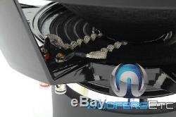 Pkg Sundown Audio Sae3000d Amplifier + (2) Sa-12d4 Rev. 3 12 Subwoofers Parleurs