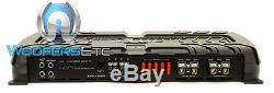 Power Acoustik Bamf1-8000d Monoblock De Caissons De Basse Basse Orateurs Amplificateur