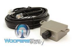 Power Acoustik Composants Bamf5-2500 De 5 Canaux Haut-parleurs Caisson De Graves Amplificateur