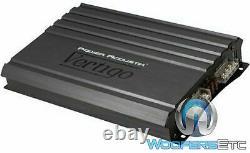 Power Acoustik Va1-6000d Monoblock 6000w Subwoofers Speakers Bass Amplificateur Nouveau