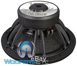 Precision Power P. 15d2 Sub 15 900w Rms Double Subwoofer 2 Ohms Haut-parleur Nouveau