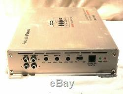 Precision Power Pbx1-3500d Monobloc De Subwoofers Haut-parleurs 1 Ohms Amplificateur
