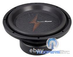 Precision Power Ph. 12 Sub 12 800w Rms Dual 2-ohm Subwoofer Bass Ppi Speaker Nouveau