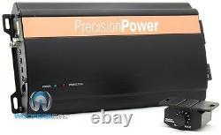 Puissance De Précision I650.1 Ion Monoblock 1300w Max Subwoofers Haut-parleurs Amplificateur Nouveau