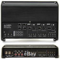 Rb Jl Audio / Xd700 5v2 Amp 5 Canaux Composants Haut-parleurs Amplificateur Subwoofers Voiture