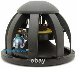 Re Audio Mx15 V2 D1 Sub 15 Dual 1 Ohm 3400w Max Subwoofer Bass Car Speaker Nouveau