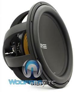 Re Audio Mx18v2d2 18 Woofer 1700w Rms Double 2 Ohms Caisson De Graves Enceintes Bass Nouveau