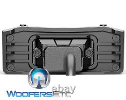 Rockford Fosgate M5-1000x1 Marine Motorcycle Subwoofers Speakers Amplificateur Nouveau