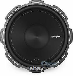 Rockford Fosgate P1s2-15 500 Watts 15 Punch P1 Voiture Audio Subwoofer (boîte Ouverte)