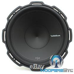 Rockford Fosgate P2d4-15 Punch 15 800w Dual 4 Ohms Voiture Basse Subwoofer