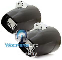Rockford Fosgate Pm282hw-b Noir 8 600w Marine Bateau Wakeboard Tour Haut-parleurs