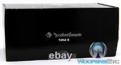 Rockford Fosgate Power T252-s 5.25 Composants Haut-parleurs Tweeters Crossovers Nouveau