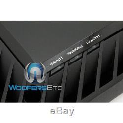 Rockford Fosgate Puissance T400-2 2 Canaux 400w Rms Haut-parleurs Caisson De Graves Amplificateur