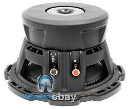 Rockford Fosgate Punch P1s4-10 Sub 10 Car Audio 4ohm 500w Subwoofer Speaker Nouveau