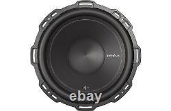 Rockford Fosgate Punch P1s4-12 Sub 12 Car Audio 4ohm 500w Subwoofer Speaker Nouveau