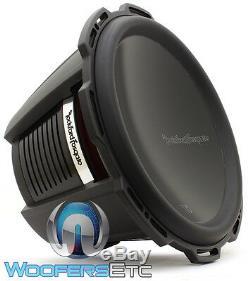 Rockford Fosgate T1d415 Puissance 15 2000w Double 4 Ohms Caisson De Basses-parleurs Bass Nouveau