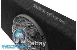 Rockford Fosgate T1s-1x12 Puissance 1-ohm 12 1200w Subwoofer Bass Speaker & Box New