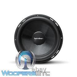 Rockford Fosgate T2s2-16 Power 16 5000w Single 2-ohm Subwoofer Bass Speaker Nouveau