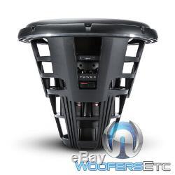 Rockford Fosgate T3s1-19 Puissance 19 Simple 1 Ohms Caisson De Graves 6000w Bass Speaker Nouveau