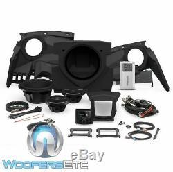 Rockford Fosgate X317-stage3 Kit Audio Pour Le Produit Can-am Maverick X3 Nouveaux Modèles