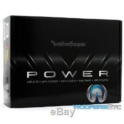 Rockord Fosgate T400-2 Power 800w Max Composant Subwoofer Amplificateur