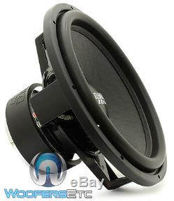 Sa-15 D4 Rev 2 Sundown Audio 15 600w DVC 4 Ohms Fort Caisson De Basses-parleurs Bass Nouveau