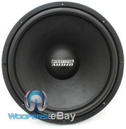 Sa-18 Rev. 3 D2 Sundown Audio 18 Sous 750w DVC 2 Ohms Haut-parleur Loud Caisson De Graves Nouveau