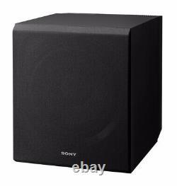 Sony 7.2-channel Home Theater Récepteur Av Str-dn1080 Avec Subwoofer Et Haut-parleurs