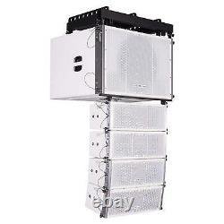 Sound Town Zethus-115swpw Line Array 15 Powered Subwoofer, 4x Dual 5 Speaker
