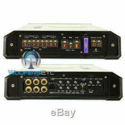 Soundstream Composants T5.2500dl De 5 Canaux Haut-parleurs Caisson De Graves Amplificateur