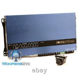 Soundstream Rn5.2000d 5 Canaux Composant Haut-parleurs Tweeters Subwoofer Amplificateur